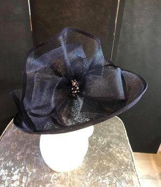 Navy bow hat.jpeg