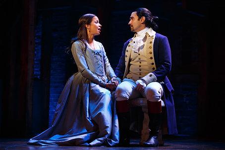 Hamilton VIP Experience on Broadway Raffle Ticket