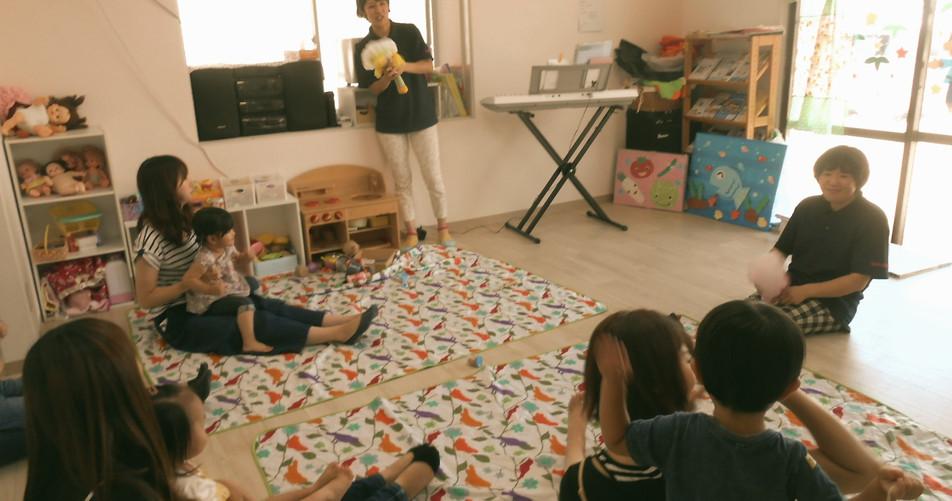 年齢別育児教室