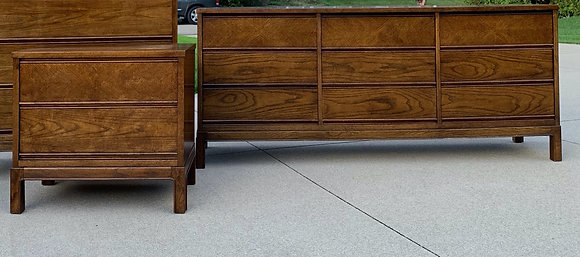 |CUSTOMIZE| Dixie Long Dresser and Nightstand set
