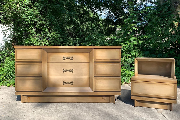 "|CUSTOMIZE| Martinsville Dresser Set - 60"" long x 20"" deep x 32-1/2"" tall"