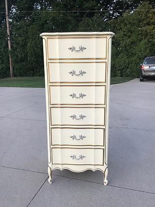 """{CUSTOMIZE} Lingerie Dresser - 24"""" L x 19"""" D x 54"""" D"""