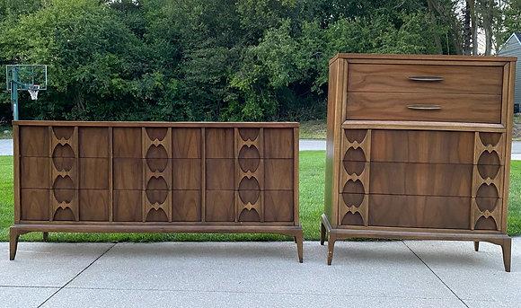 |CUSTOMIZE| Mid Century Dresser set