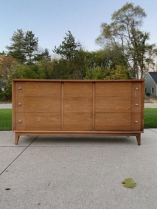 """ CUSTOMIZE  Mid Century Dresser 60"""" L x 19"""" D x 30-1/4"""" T"""