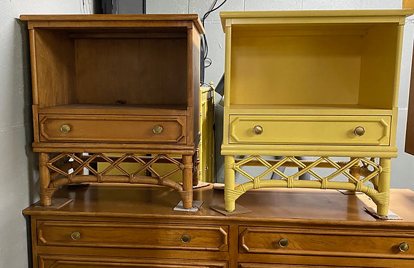  CUSTOMIZE  Matching Ficks Reed Nightstands