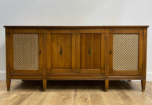 "|CUSTOMIZE| Vintage sideboard - 68"" long x 21"" deep x 31-3/4"" tall"