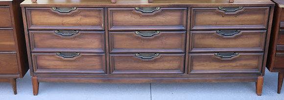 "{CUSTOMIZE} Long 9 drawer dresser - 72"" L x 18"" D x 30-1/2"" T"