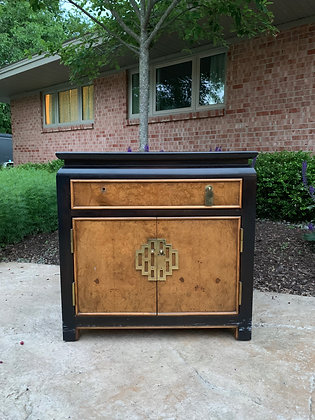 "{CUSTOMIZE} Century Nightstand - 25""L x 16"" D x 25"" T"