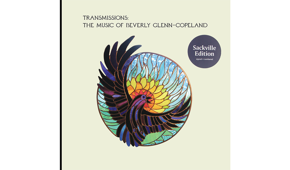 Publication Launch | Sackville Edition of Transmissions by Beverly Glenn-Copeland