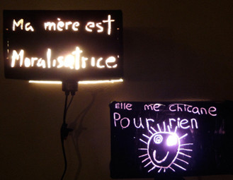 Light Box Workshop | Myriam Jacob-Allard | Open Studio