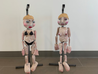 Member Project | It's No Longer The Lonely Disco, I Have Puppets Now | Emma Delaney