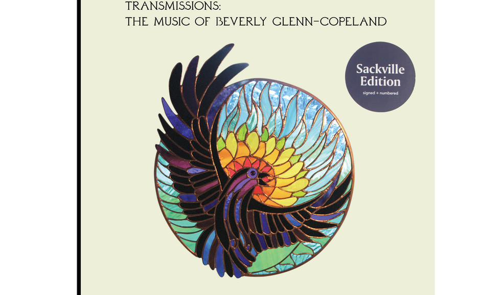 Publication   Sackville Edition of Transmissions by Beverly Glenn-Copeland