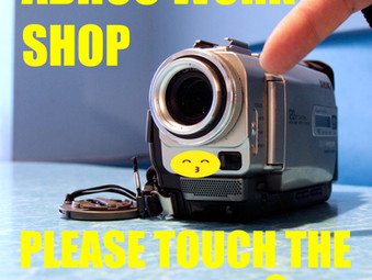 AD HOC WORKSHOP | Please Touch The Camera II