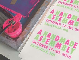 Event | A Handmade Assembly