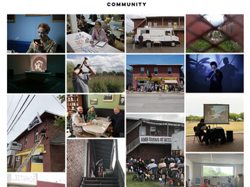 SUBMIT: Help us build a Community photo archive!