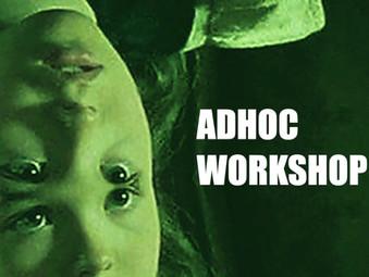 AD HOC WORKSHOP   Video Editing
