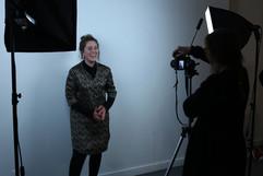 Amanda at CCC workshop