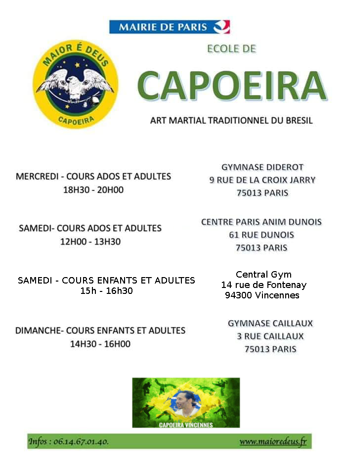 Capaoeira_COurs