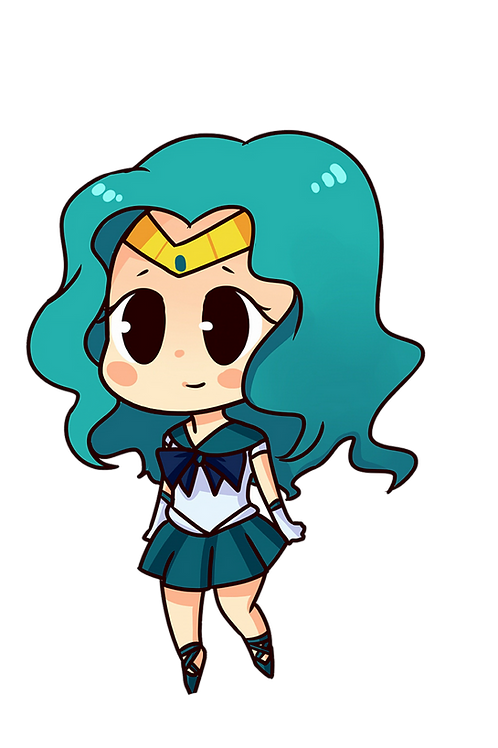 Sailor Green Blue