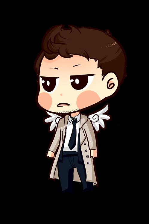 Right Shoulder Angel