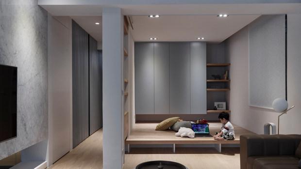 住宅空間|老屋翻新-家 · 延續