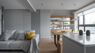 住宅空間|新成屋-YEN'S HOUSE
