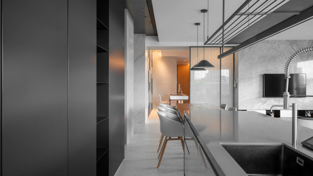 住宅空間|毛胚屋-重敘