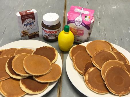 Pancake Tuesday!