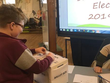 Student Council Election 2019/2020