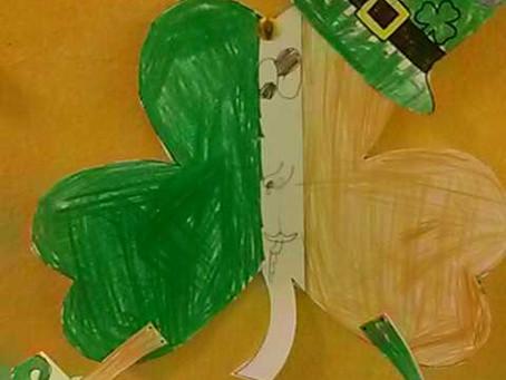 Paddy's Day Art