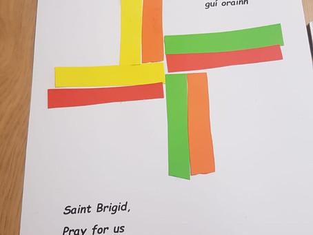 Happy Saint Bridget's Day!
