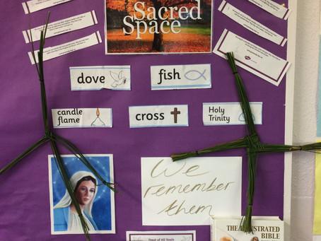St. Brigid's Crosses