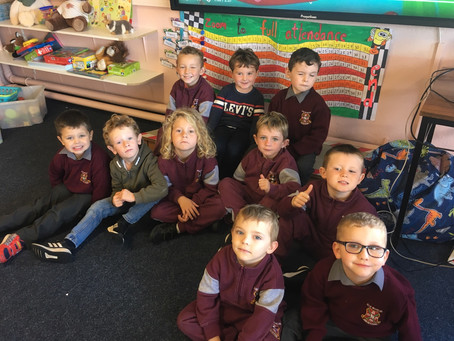 All star Attenders! ⭐️🌈