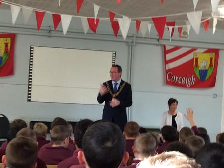 Lord Mayor visit
