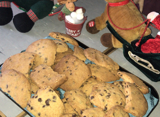 Christmas Cooking with 2nd and 3rd 🎄🍪