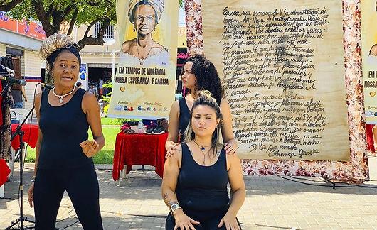 Trupe de Mulheres Esperança Garcia (PI).