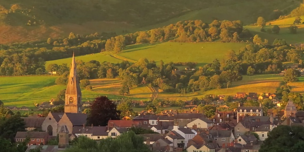 Ruthin Sketching Day - Bookable Event