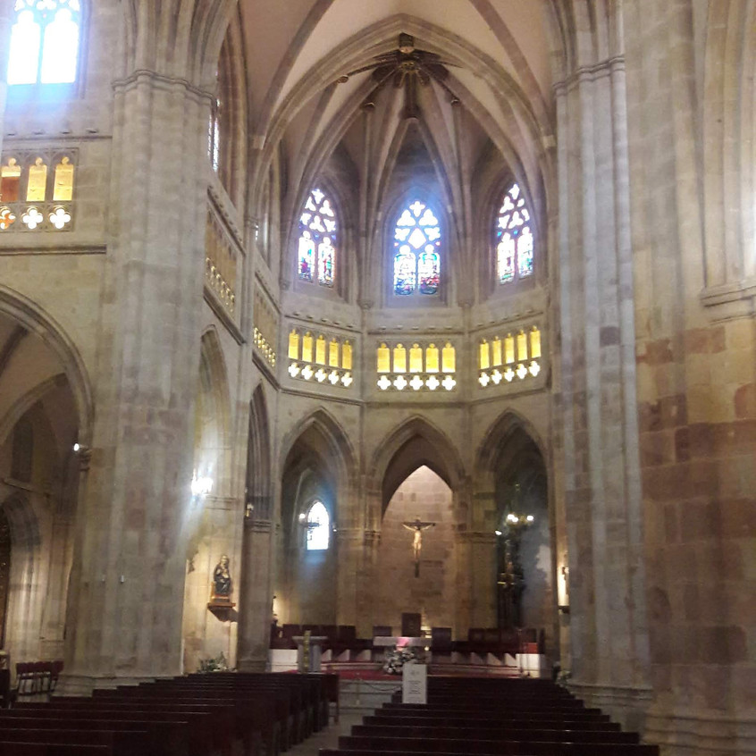 Catedral de Santiago Bilbao