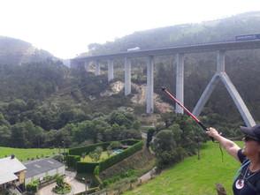 12 de julio: Etapa treinta y tres, de Luarca a Navia