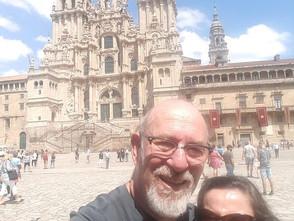 25 de julio: El día después del Camino de Santiago o las distintas conjugaciones del verbo peregrina