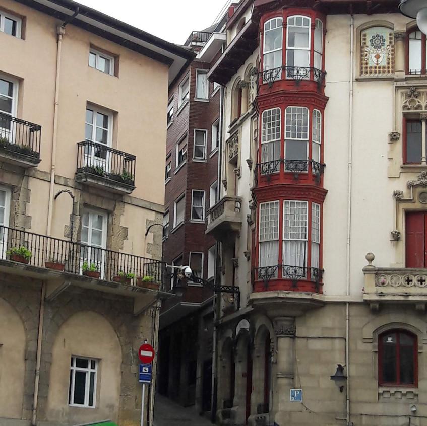 Calles de Portugalete