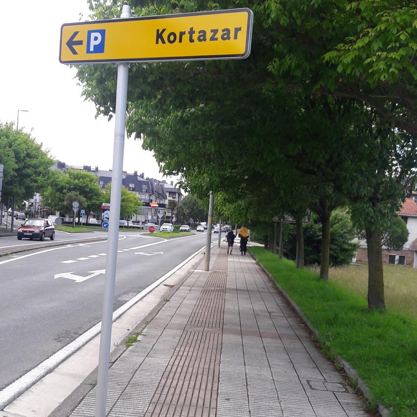 Entrada a Zarautz