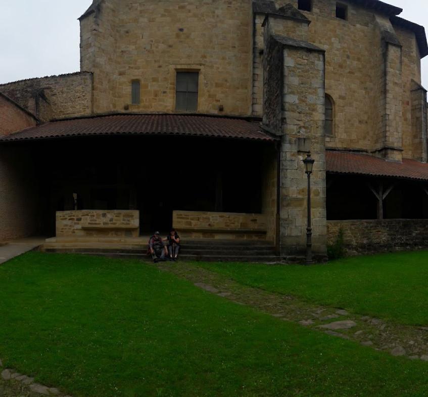 En el Monasterio