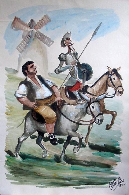 jose-lopez-canito-don-quijote-y-sancho-p