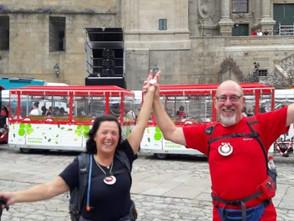 24 de julio: ¡Etapa cuarenta y cinco, entrada al Obradoiro!