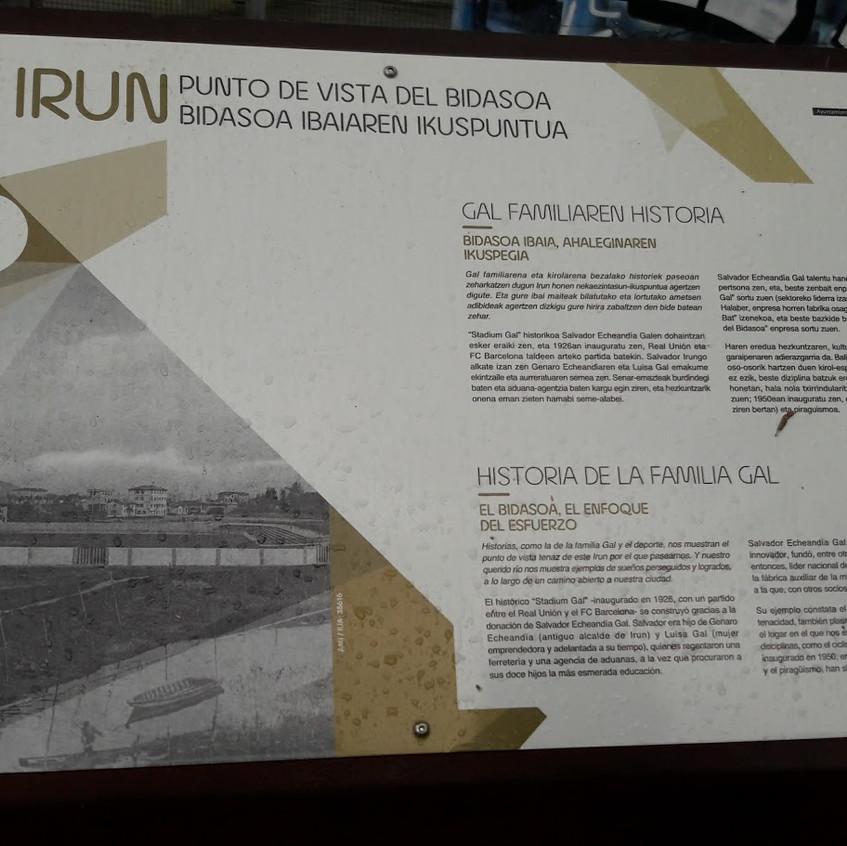 Irun Historia
