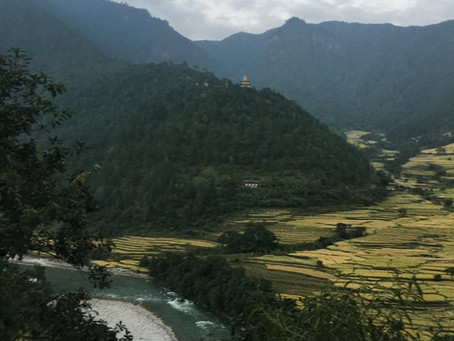 Four Things I Love About Bhutan