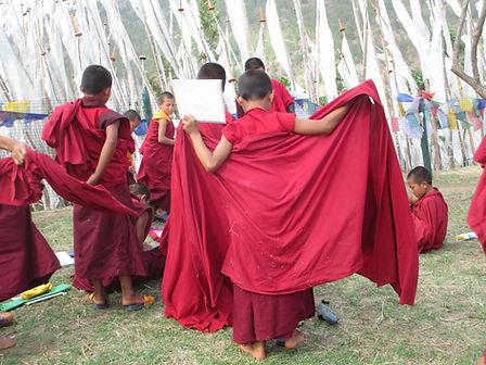 Bhutan monk, draping robes.jpg