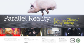 Parallel Reality: Shamus Clisset/Wang Yefeng @ Amelie A. Wallace Gallery, SUNY College