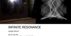 Curatorial: Infinite Resonance - Joseph Morris